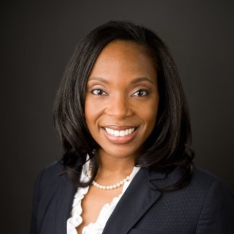 """Ebony Sampson: """"I pursued a career change from finance to commercial real estate for years…"""