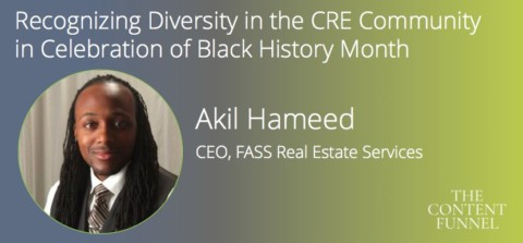 The Content Funnel 2018: Recognizing Akil Hameed