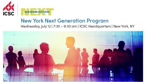 ICSC's New York Next Gen Breakfast