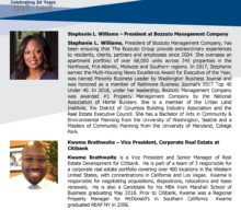 Profiles in CRE Diversity – Ed. 8