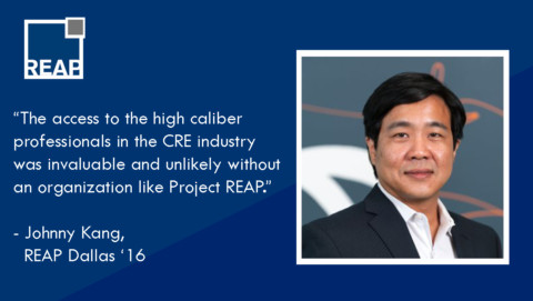 "Johnny Kang: ""I have always been interested in commercial real estate…"""